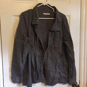 Gray jacket - Maurice's plus size